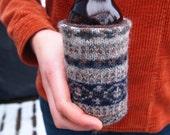 Beer Cozy Nordic sweater