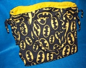 Batman Diaper Bag made to order