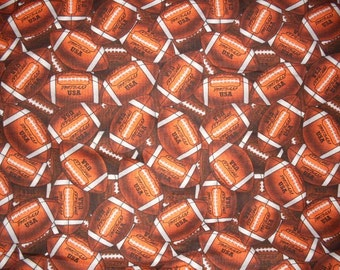 Baby Football Fabric  and Fleece  Blanket