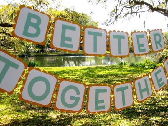 Better Together Banner