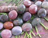 Bestseller Fancy Jasper 12x15mm Semi Precious Gemstones