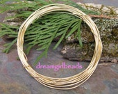 Gold 24 Gauge Wire from Parawire Bestseller