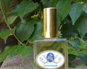 Natural Perfume - Botanical Fragrance -Indulgence- Eau de Perfume - perfume, organic, floral, rose, jasmine,  neroli, ylang ylang