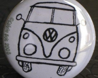 64 VW Bus