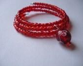Ruby Blosson bracelet