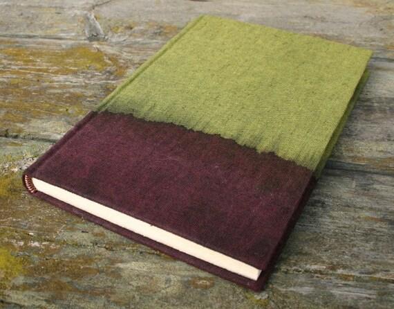 SALE /// Satu - Handbound hardcover journal / sketchbook