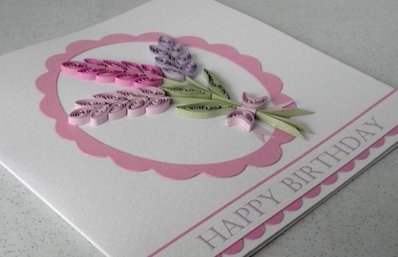 Handmade Paper Card Designs Handmade Birthday Card Paper
