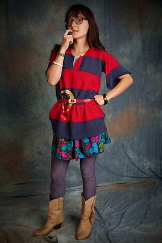 SALE- Rugby Tunic with Pockets