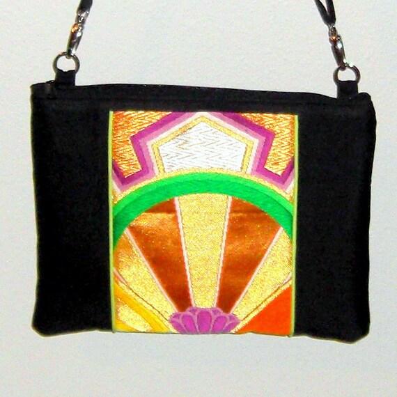 Silk iPad Bag - Japanese Obi