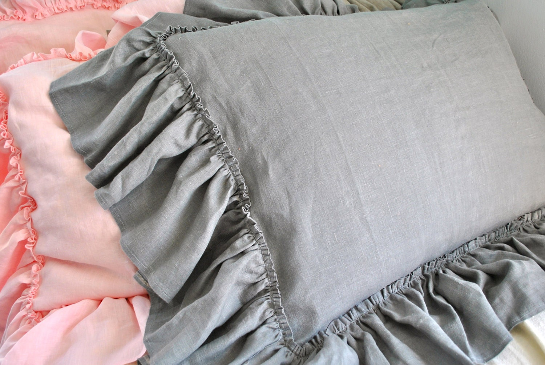 Euro Sham Pillow Case Size