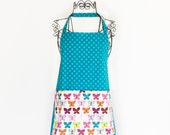 Monarch Madness- Full Apron (Adult) - Reserved Listing for wwm