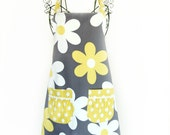 Not So Gray Day- Full Apron (Adult)