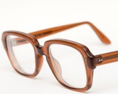 USS Army Navy Issue BCG Eyeglasses 48-22 Brown