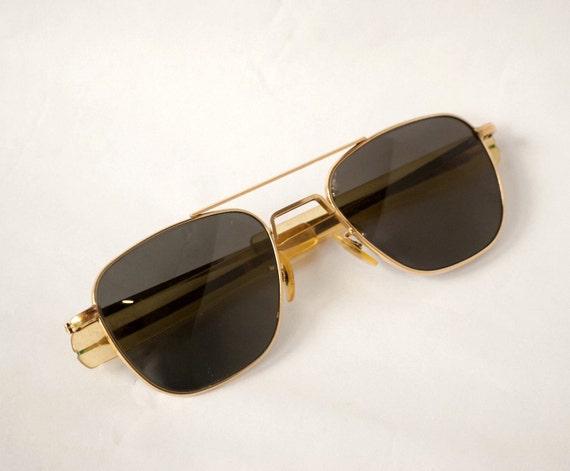 american aviator sunglasses  5 1/2 American Optical AO Sunglasses 50-20