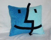 Finder Icon Pillow