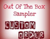 Custom order for LadyRedStone