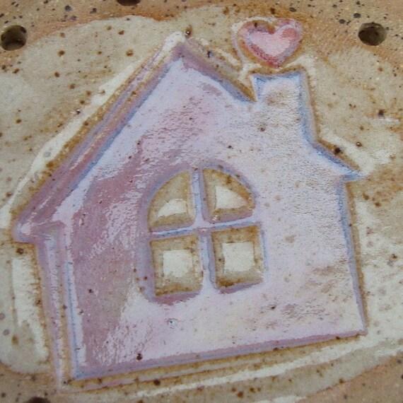 Pottery Start for Basket, Little Lavender Love Filled Home