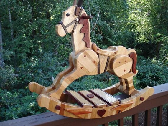 Heirloom Quality Rocking Horses