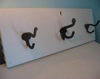 vintage hooks repurposed drawer coat clothes hanger jewelry display hanger