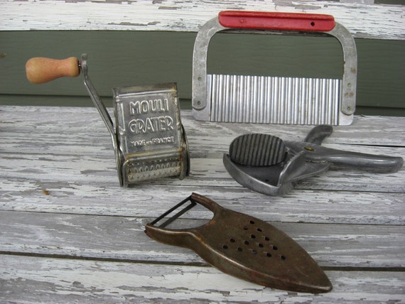 Items Similar To Vintage Kitchen Gadgets Tools Utensils On Etsy