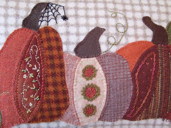 Jewels of Autumn Pillow