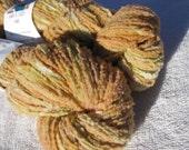 Crafty Hamster Warm and Fuzzy Yarn - Spicy Pumpkin