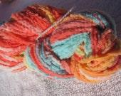 Crafty Hamster Warm and Fuzzy Yarn - Pixy Stix