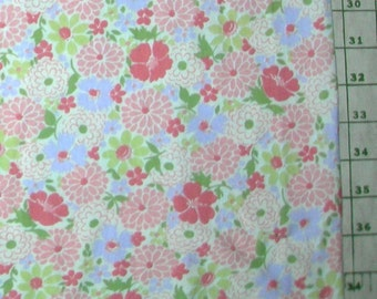 Floral Fashion Fabric Cotton Jersey