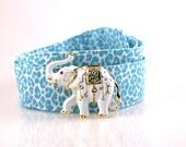Turquoise Leopard Belt