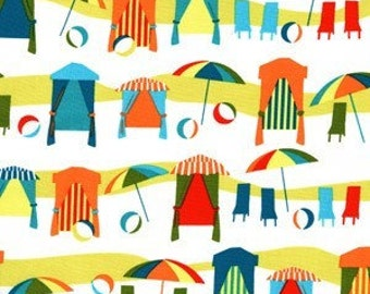 1 yard--Michael Miller Fabric--RESORT CABANA--