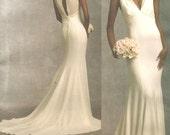 Vogue bridal original wedding gown 1032 sz 18-22 new FF