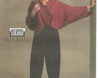 Vogue American V1113 Jacket Pants sz 8 10 12 14