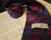 Crimson tied