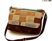 Bag sewing pattern PDF pattern -- Swift Summer