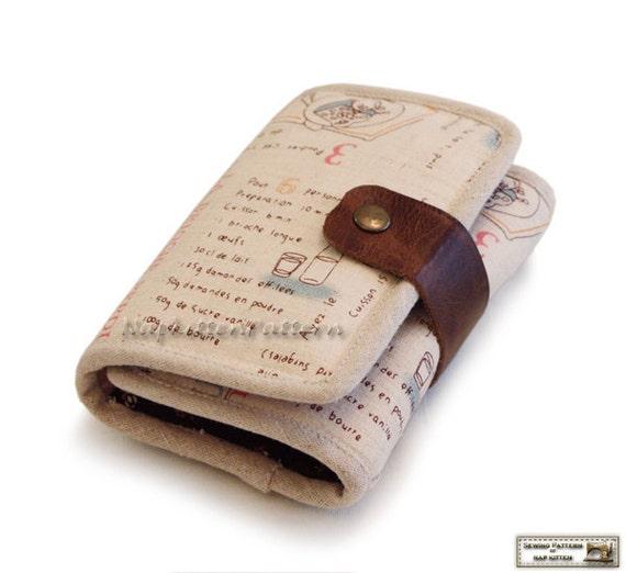 Wallet pattern,Trifold wallet pattern,tri fold wallet pattern, iphone wallet sewing pattern, iphone wallet pattern, PDF pattern