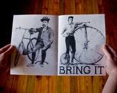 Sweet Ride - bike art zine vol. 1
