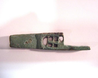 Ancient Roman lock Bolt