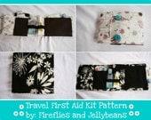 Travel 1st Aid Kit PATTERN