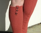 Pattern for Thoroughbred Legwarmers