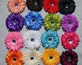 Just what I Need...You Pick ONE Flower and ONE Headband....Flower comes on a non slip clip