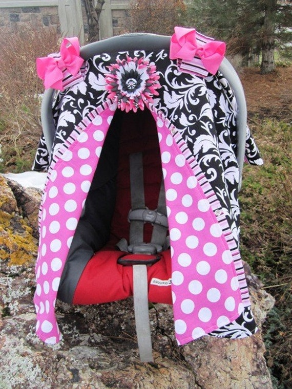 Carseat Canopy / car seat cover / nursing cover / carseat canopy / carseat cover