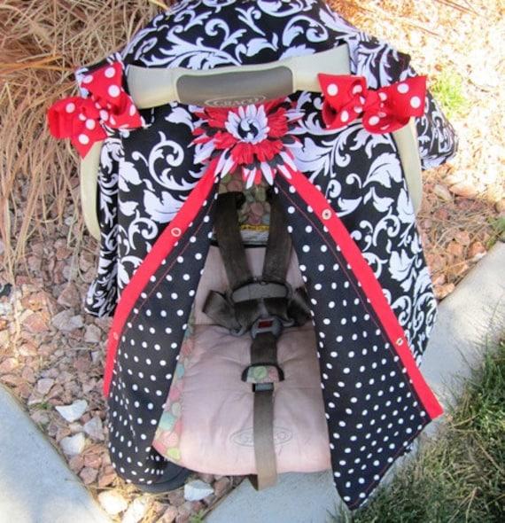 car seat canopy / car seat cover / nursing cover / carseat canopy / carseat cover