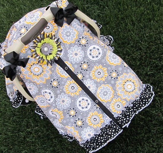 Baby Carseat canopy Last one Ready To Ship Today