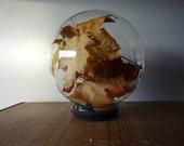 RESERVED FOR SARAH Vintage Glass Wonder Ball