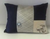 Japanese Mushroom Cushion