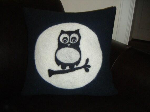 Full moon owl