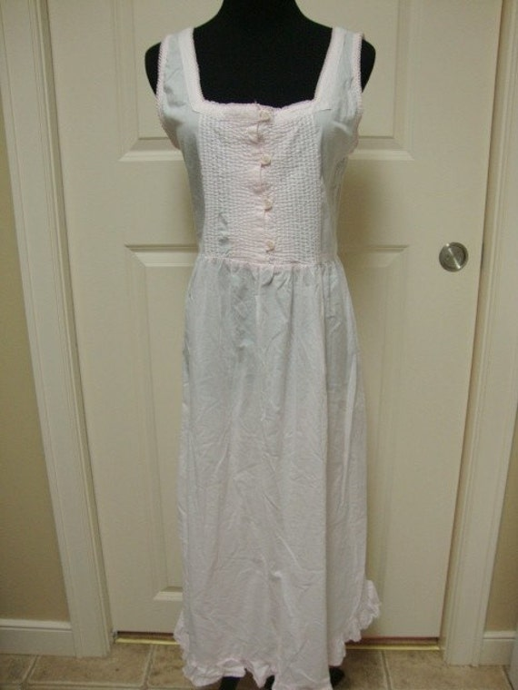 Vintage Laura Ashley Sundress or Nightgown