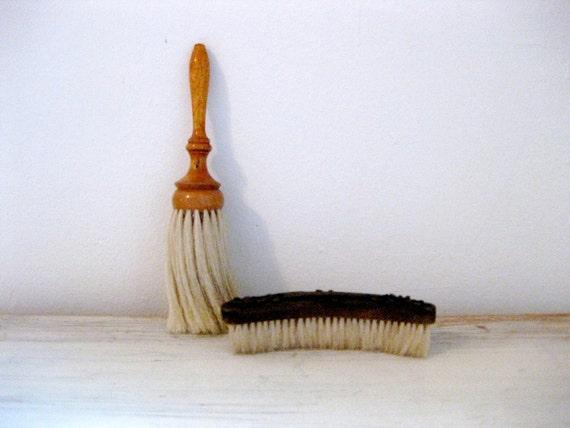 antique victorian brushes