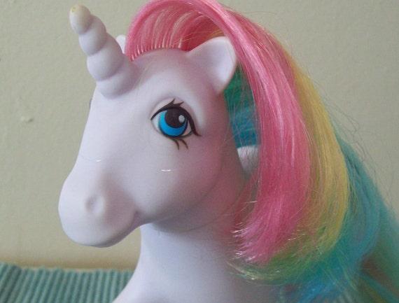 My Little Pony Vintage G1 Windy  - nice shape