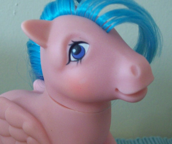 My Little Pony Vintage G1 Firefly - nice shape